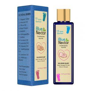 10 Best Baby Massage Oil in India 2021