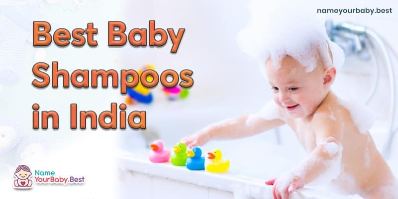 Best Baby Shampoos in India