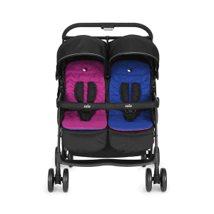 Joie Aire Twin Ultra Lightweight and One hand fold Stroller