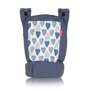 Luvlap Adore BabyCarrier with 3 in 1 carry positions